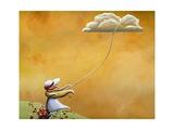 Where Trouble Melts Like Lemon Drops Giclee Print by Cindy Thornton