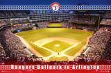 Texas Rangers Ballpark Prints