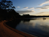Estuary Near Eden, New South Wales Photographic Print by Sam Abell