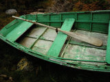 Close-up of an Empty Rowboat Photographic Print by Raymond Gehman