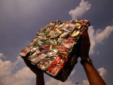 Block of Recyclable Aluminum Photographic Print by Peter Krogh