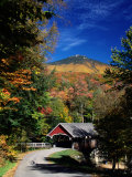 A Covered Bridge Photographic Print by Richard Nowitz