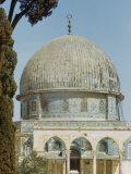 Dome of the Rock from the South Photographic Print by Maynard Owen Williams