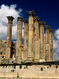 Roman Ruins at Jerash, Jordan Photographic Print by Richard Nowitz