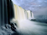 View of the Falls Taken from the Brazil Side Fotodruck von Pablo Corral Vega