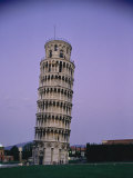 The Leaning Tower of Pisa Photographic Print by Luis Marden