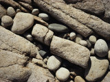 Beach Stones Photographic Print by Al Petteway