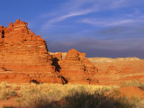 Painted Desert Landscape Photographic Print by David Edwards