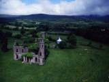 A Castle Near the Town of Kilgarvin Photographic Print by Sam Abell