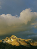 Clouds Above Mount Wilson, Near Telludride, Colorado Photographic Print by Gordon Wiltsie
