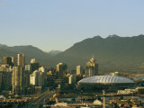 Vancouver, Home of the 2010 Winter Olympic Games Photographic Print by Taylor S. Kennedy