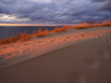 Scenic View of Sleeping Bear Dunes National Lakeshore Photographic Print by Melissa Farlow
