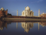 View of the Taj Mahal Photographic Print by Joseph Baylor Roberts