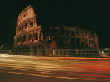 Colosseum at Night Photographic Print by Walter Meayers Edwards