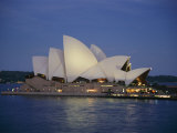 View of the Sydney Opera House Photographic Print by Richard Nowitz