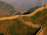 View of the Great Wall Photographic Print by Raymond Gehman