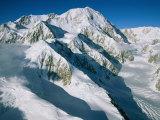 View of Majestic Denali Photographie par Bill Hatcher