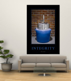 Integrity Wall Mural