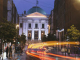 Dublin City Hall at Night Photographic Print by Richard Nowitz