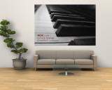 Music Wall Mural