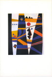 Liaison, 1932 Collectable Print by Wassily Kandinsky