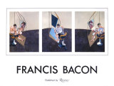 Rizzoli New York Samlingstryck av Francis Bacon