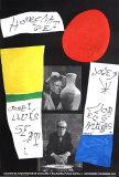 Homenatge Sert 1972 Collectable Print by Joan Miró