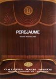 Galeria Joan Prats 1987 Samlertryk af Perejaume