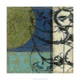 Gated Geometry I Premium Giclee Print by Jennifer Goldberger
