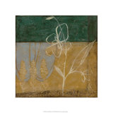 Pressed Wildflowers II Limited Edition by Jennifer Goldberger