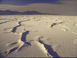 Great Salt Lake Desert Premium Photographic Print by Bill Eppridge