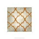Simetría clásica VI Lámina giclée premium por Chariklia Zarris
