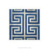 Classical Symmetry VIII Premium Giclee Print by Chariklia Zarris