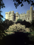 Arundel Castle Premium Photographic Print by David Scherman