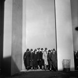 Men at the 1939 World's Fair in New York Photographic Print by Alfred Eisenstaedt