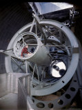 200 Inch Mirror in Mt. Palomar Telescope Premium Photographic Print by J. R. Eyerman