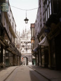 Canterbury Cathedral Photographic Print by David Scherman