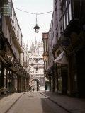 Catedral de Canterbury Lámina fotográfica por David Scherman