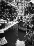 Barge on a Canal Photographic Print by Alfred Eisenstaedt
