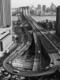 Brooklyn Bridge no.8 Photographic Print by Alfred Eisenstaedt