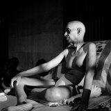 Sri Ramana Maharshi Photographic Print by Eliot Elisofon
