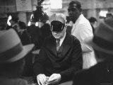 Gambling on Gambling Ship SS Tango Premium Photographic Print by Paul Dorsey