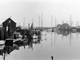 Dutcher Dock, Menemsha, Martha's Vineyard Photographic Print by Alfred Eisenstaedt