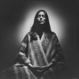 Woman in an Ethnic Robe Meditating Photographic Print by Ted Thai