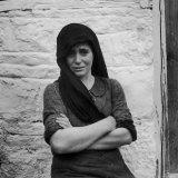 Greek Girl Still Weeping, Four Months After the Germans Killed Her Mother in a Massacre Lámina fotográfica por Dmitri Kessel