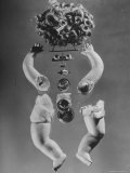 Baby Doll Parts Spread Out Premium Photographic Print by Andreas Feininger