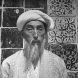 Close Up of Old Kashgar Native Fotografie-Druck von William Vandivert