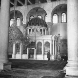 Interior of Mosque of Omayyad Photographic Print by John Phillips