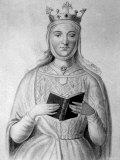 Eleanor of Aquitaine (circa 1122-1204), Photographic Print