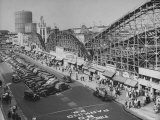 Coney Island Photographic Print by Ralph Morse